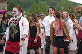 Zombie Walk — Stock Photo