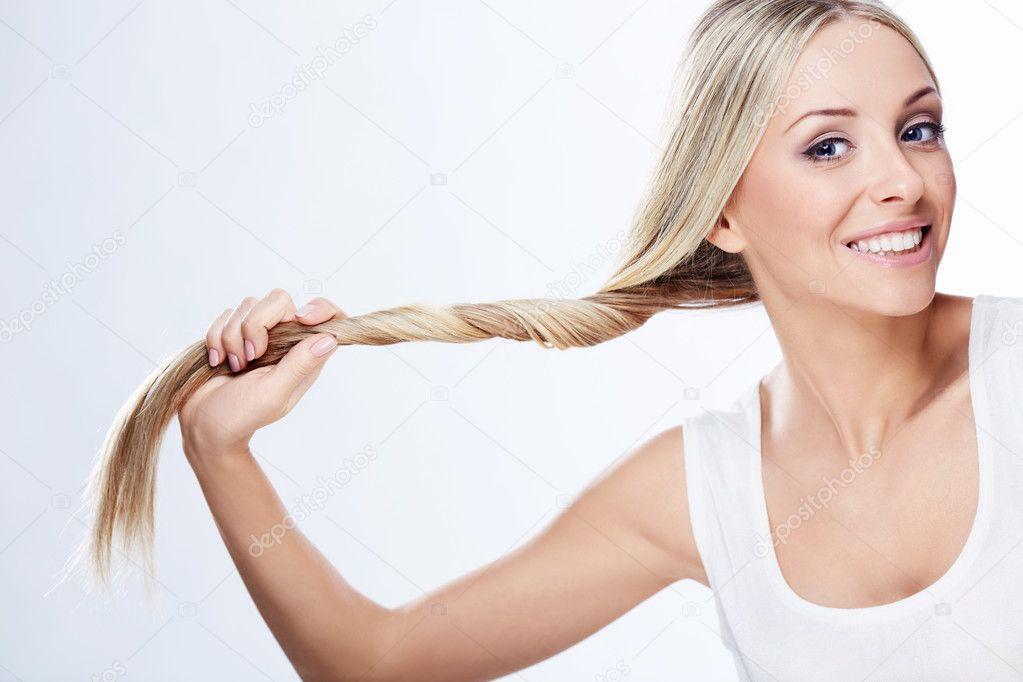 Профессиональное восстановление волос ljvf