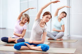 Yoga — Stock Photo