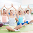 Yoga — Stock Photo #23603221