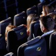 Cinema hall — Stock Photo
