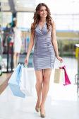 Shopaholic — Stock fotografie