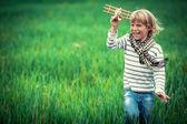 Active child — Stock Photo