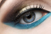 Beautiful eye — Stock Photo