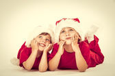 Desires for Christmas — Stock Photo