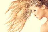 Hair waves — Stock Photo