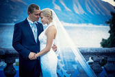 Couple married — Stock Photo