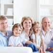 Happy family — Stock Photo #6462670