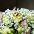 Wedding rings — Stock Photo #12429513