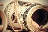 One hundred dollars US — Stock Photo