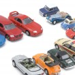 Model toy car — Stock Photo #1700959