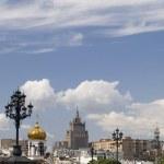 Center Moscow — Stock Photo #1845654
