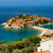 Island of Sveti Stefan - Foto Stock