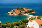 Island of Sveti Stefan — Stock Photo
