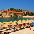 Stock Photo: Island of Sveti StefMontenegro