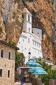 Ostrog monastery in Montenegro — Stock Photo