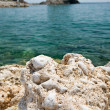 Stock Photo: Mediterranean sea