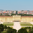 Schoenbrunn Palace Vienna, Austria — Stock Photo