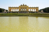 Gloriette Schoenbrunn Palace Vienna — Stock Photo