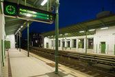 Vídeňské metro — Stock fotografie