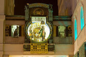 Anker clock in Vienna — Stock Photo