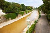 Wien river — Stock Photo