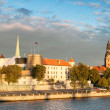Riga Castle — Stock Photo