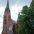 Stock Photo: Michael's church, Turku, Finland