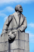 PETROZAVODSK, RUSSIA , MAY 1: Lenin monument of the famous Sovie — Photo