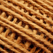 Skein of coarse brown thread — Stock Photo #39002415