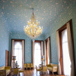 Royalty-Free Stock Photo: Blue Room in the Vorontsov Palace