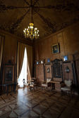 Royal interior in Vorontsov Palace. — Stock Photo