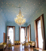 Blue Room in the Vorontsov Palace — Stock Photo