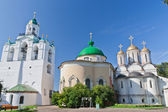 Russia, Yaroslavl. Cathedral in Monastery — Stock Photo