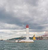 Operasyon deniz feneri. odessa. ukrayna. karadeniz — Stok fotoğraf