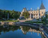 Palace of russian emperor in Massandra — Stock Photo