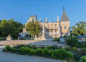 дворец русского императора александра в массандре — Стоковое фото