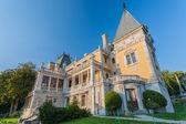 Palace of russian emperor Alexander in Massandra — Stock Photo