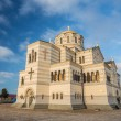 St Volodymyr's Cathedral-orthodox temple — Stock Photo