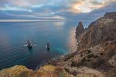 Cabo fiolent — Foto de Stock