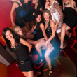 Image of pretty girls having fun in night club - Foto de Stock