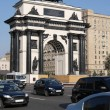 Triumphal arch - Stock Photo