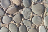 Cobblestone background — Stock Photo