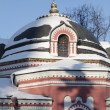 Church in the winter day — Stock Photo #1645240