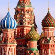 Blessed Basil cathedral — Stock Photo #1785755