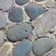 Stock Photo: Cobblestone background