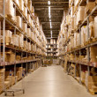 Foto Stock: Warehouse