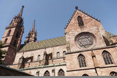 Basel Cathedral — Stock Photo