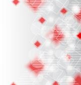 未来的なセット正方形、抽象的な背景 — ストックベクタ