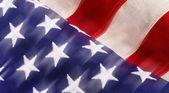 USA Flag. — Stock Photo